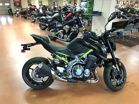 2019 Kawasaki Z900 ABS in Arlington, Texas
