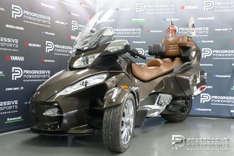 2013 Can-Am Spyder® RT Limited in Arlington, Texas