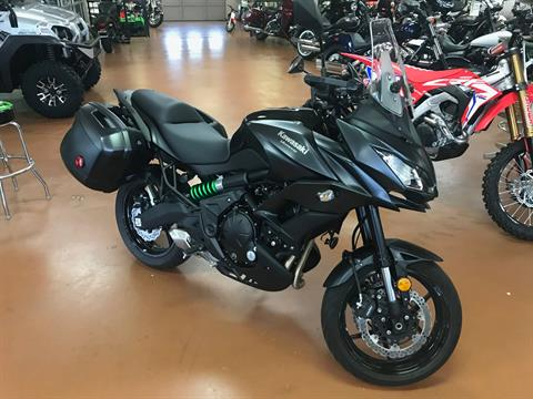 2016 Kawasaki Versys 650 LT in Arlington, Texas