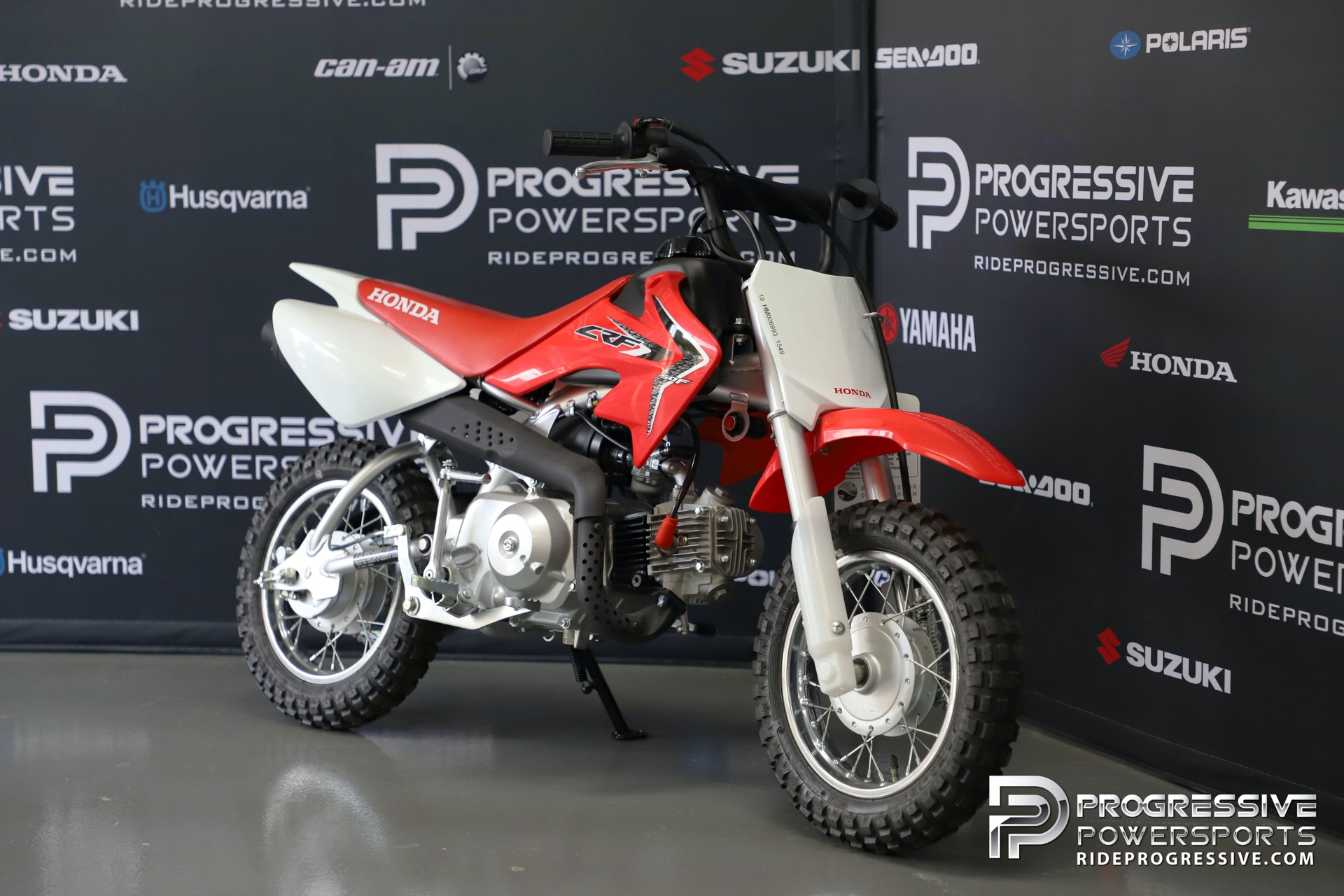 2019 Honda CRF50F in Arlington, Texas - Photo 6
