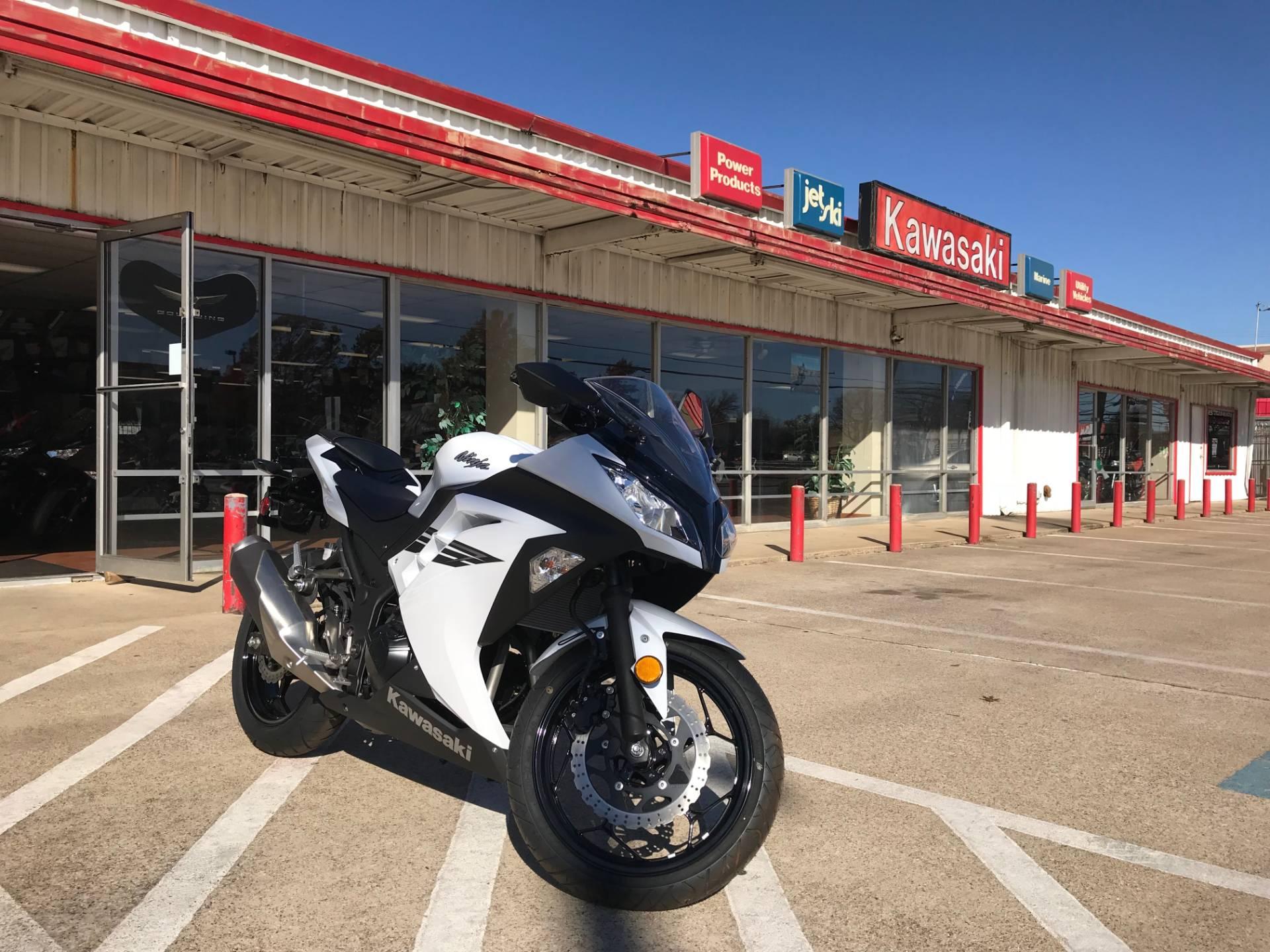 2017 Kawasaki Ninja 300 in Arlington, Texas