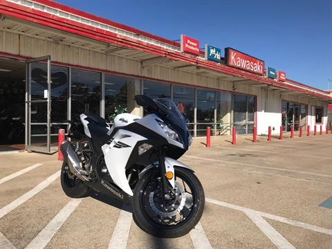 2017 Kawasaki Ninja 300 in Arlington, Texas
