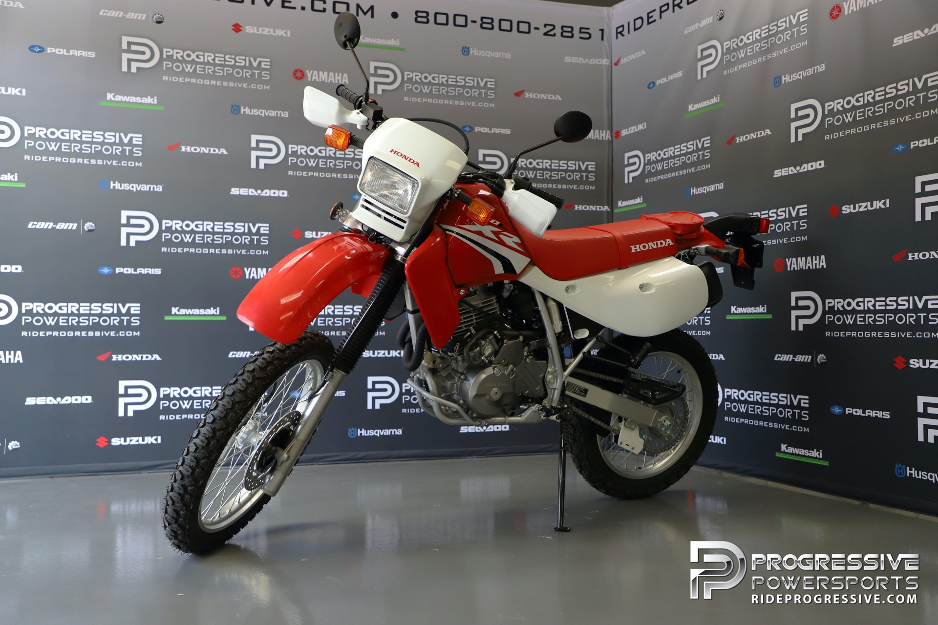 2019 Honda XR650L in Arlington, Texas - Photo 1