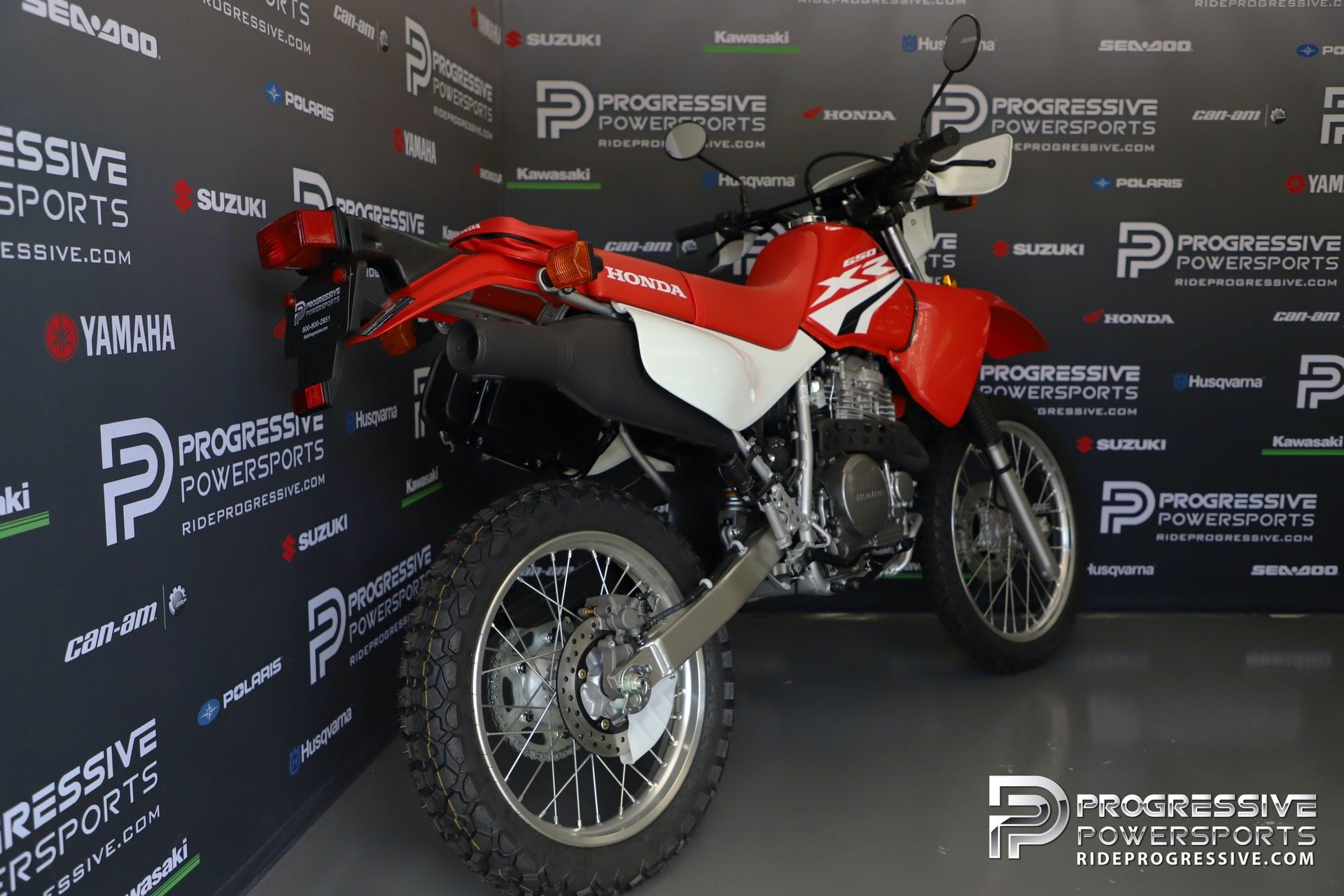 2019 Honda XR650L in Arlington, Texas - Photo 14