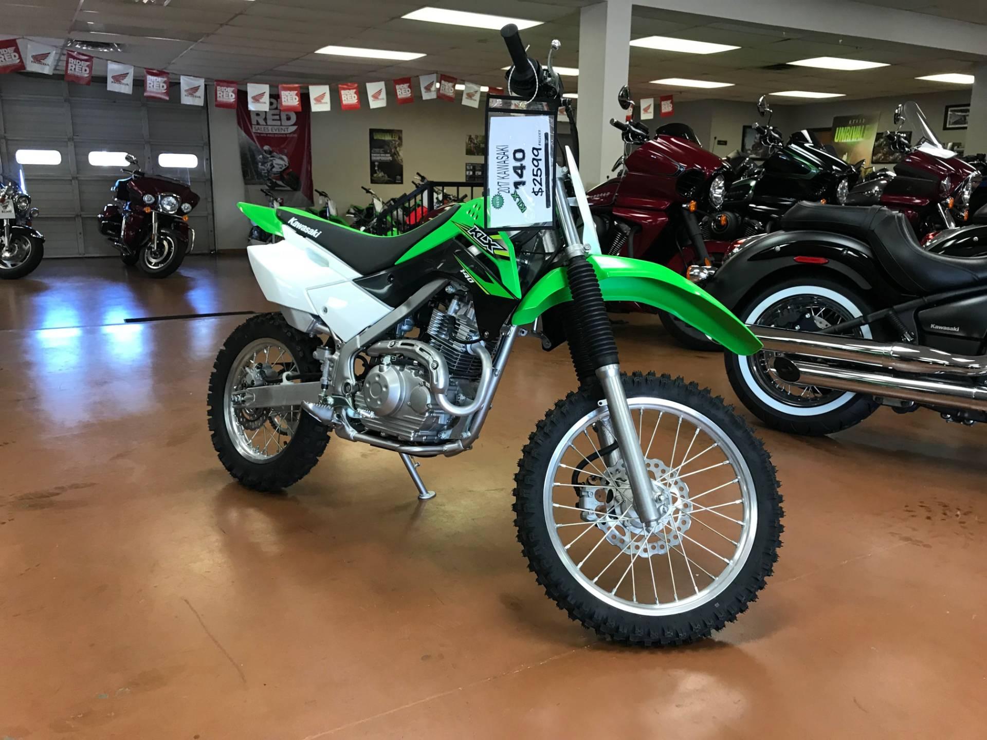 2017 Kawasaki Klx140 In Arlington Texas