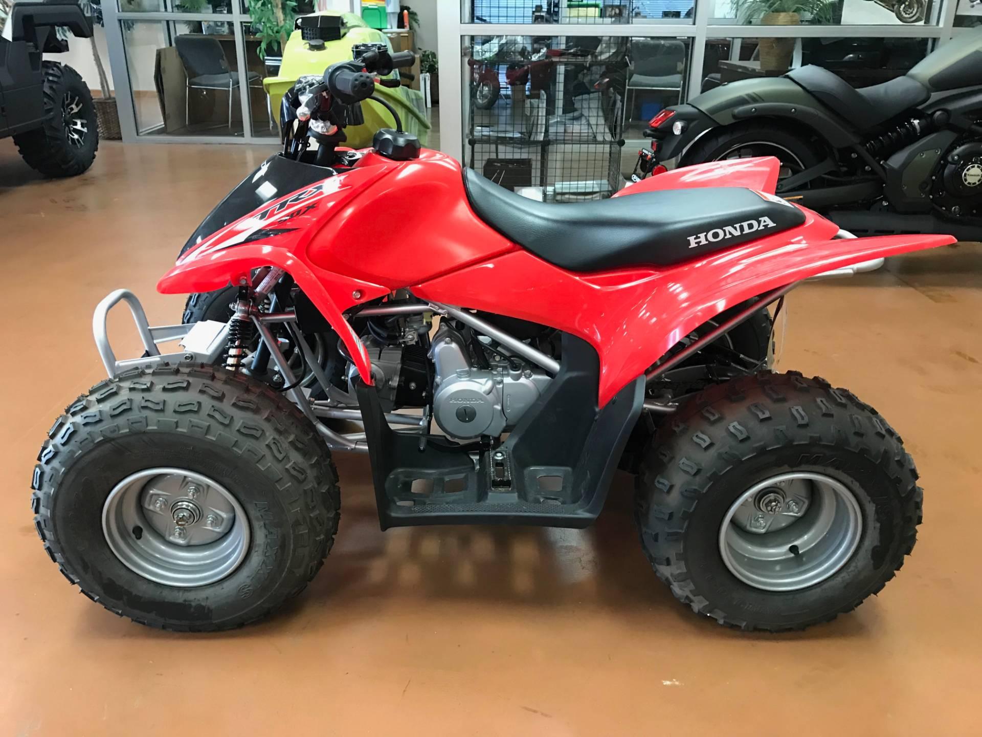 2016 Honda TRX90X 2