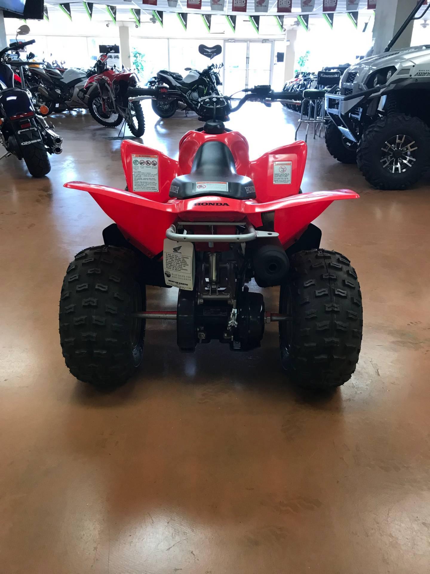 2016 Honda TRX90X 3