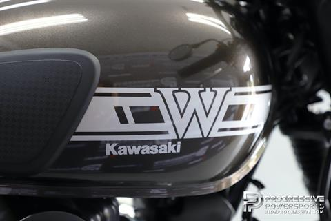 2019 Kawasaki W800 Cafe in Arlington, Texas - Photo 7