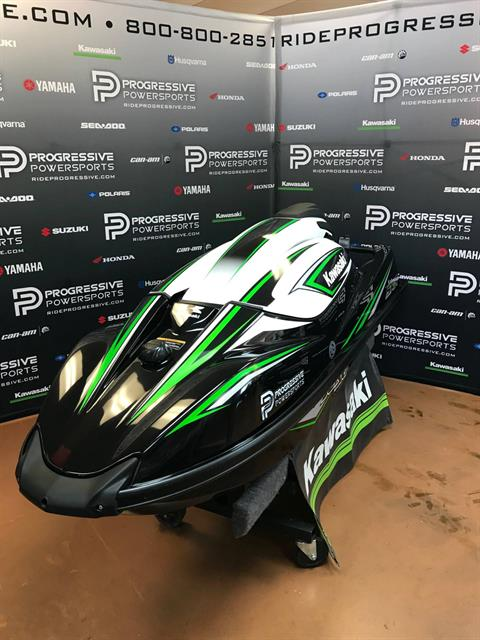 2017 Kawasaki SX-R in Arlington, Texas