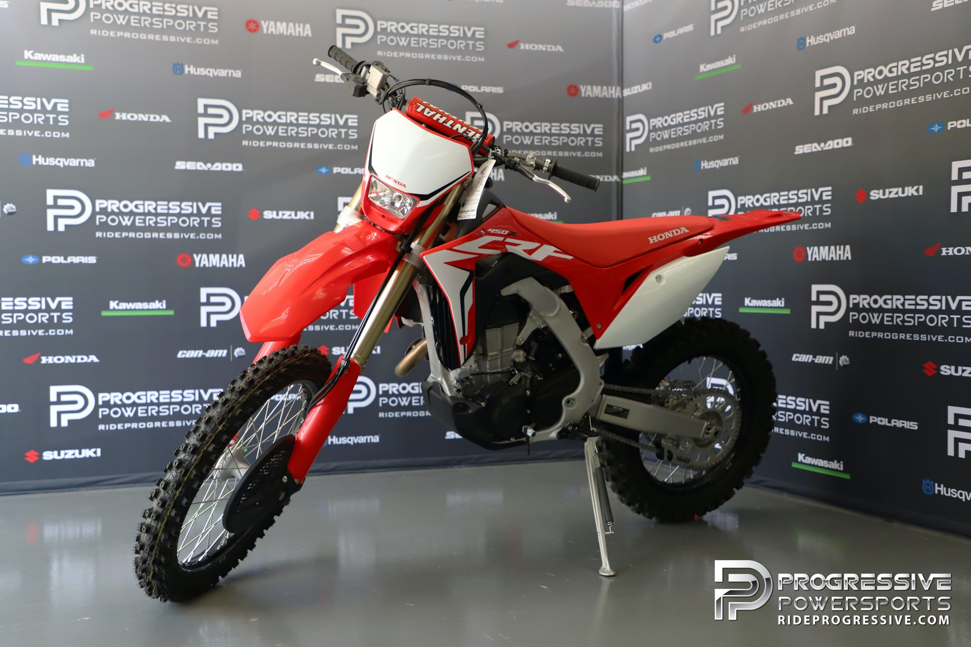 2019 Honda CRF450X in Arlington, Texas - Photo 1