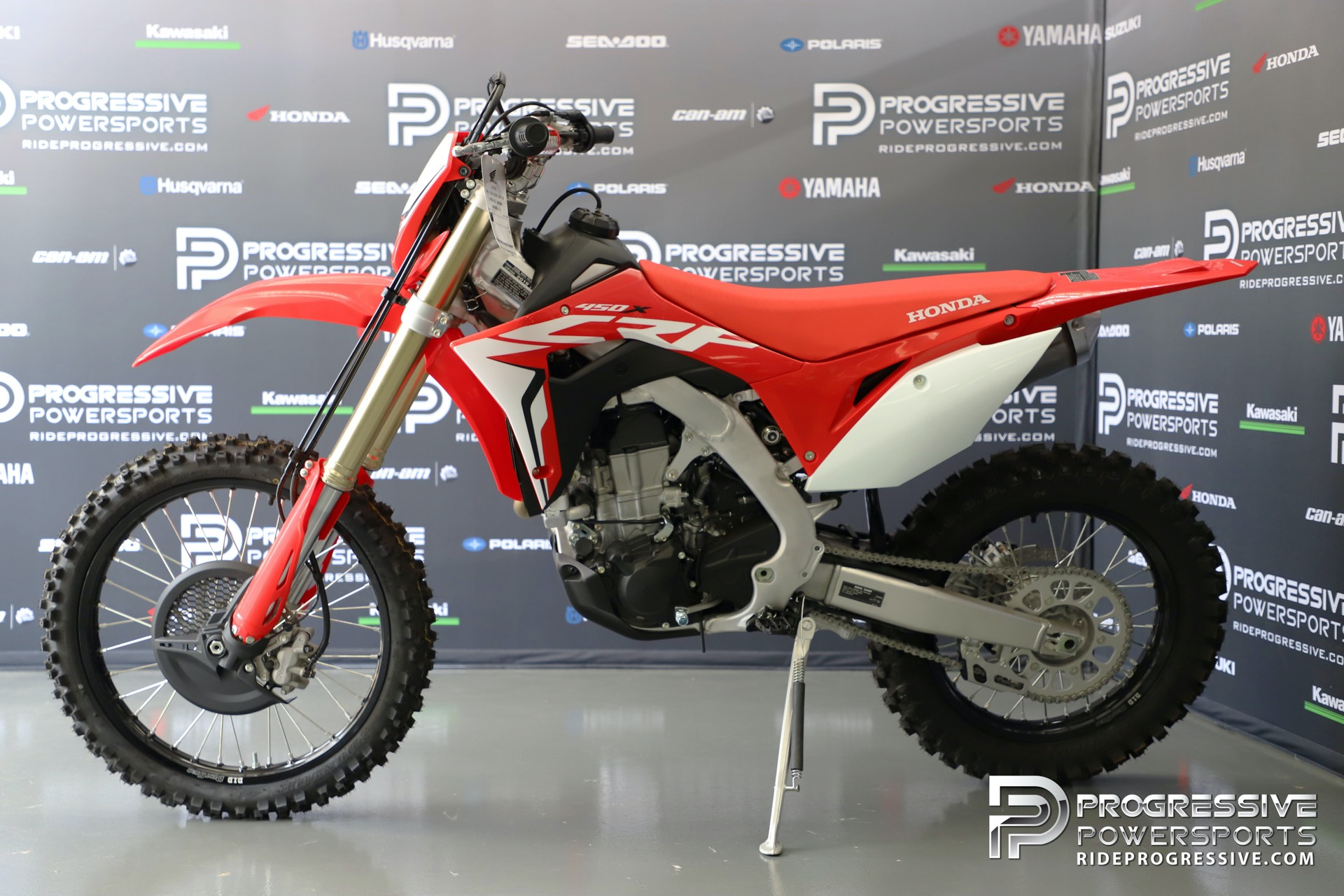 2019 Honda CRF450X in Arlington, Texas - Photo 15