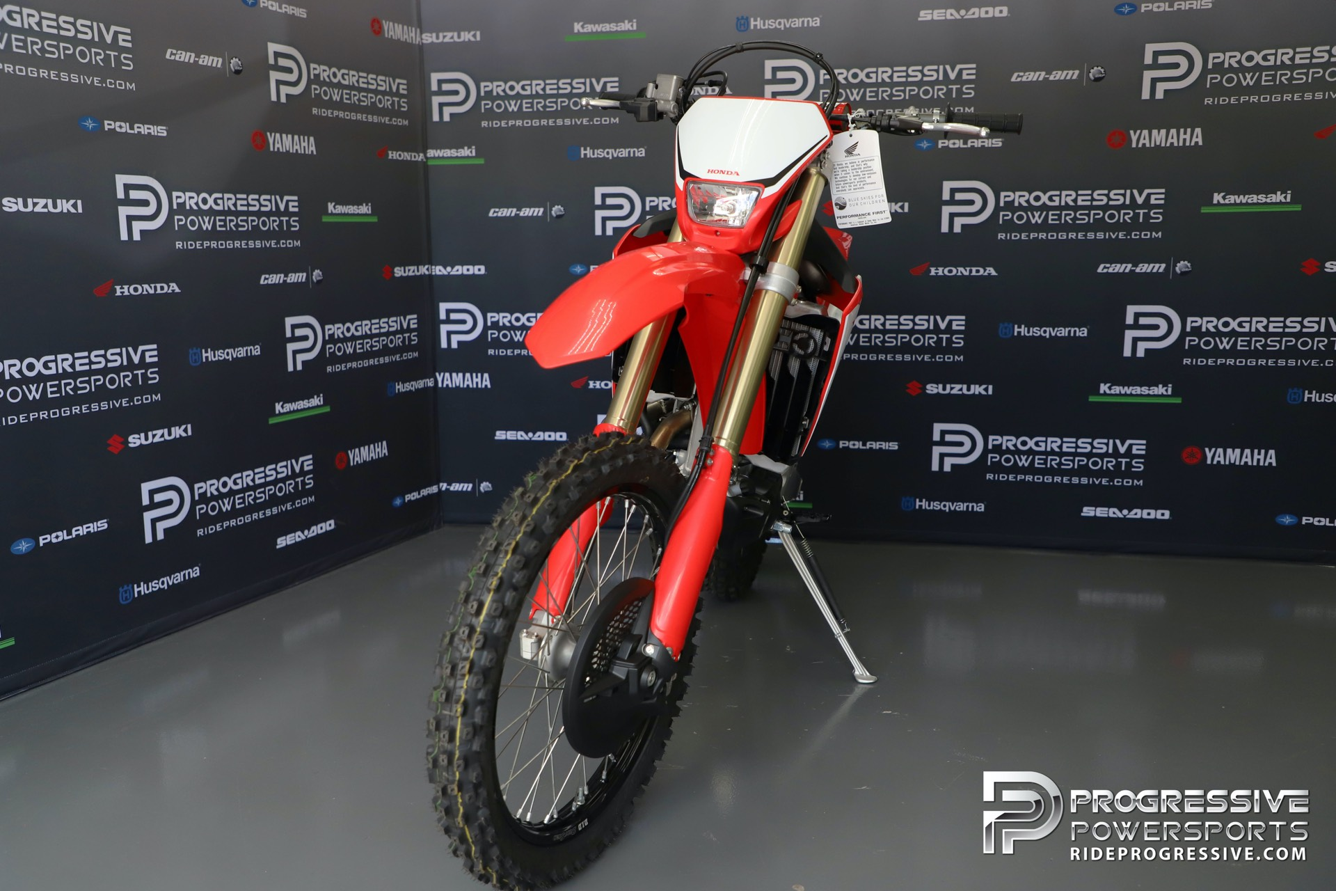 2019 Honda CRF450X in Arlington, Texas - Photo 9