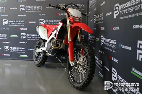 2019 Honda CRF450X in Arlington, Texas - Photo 10