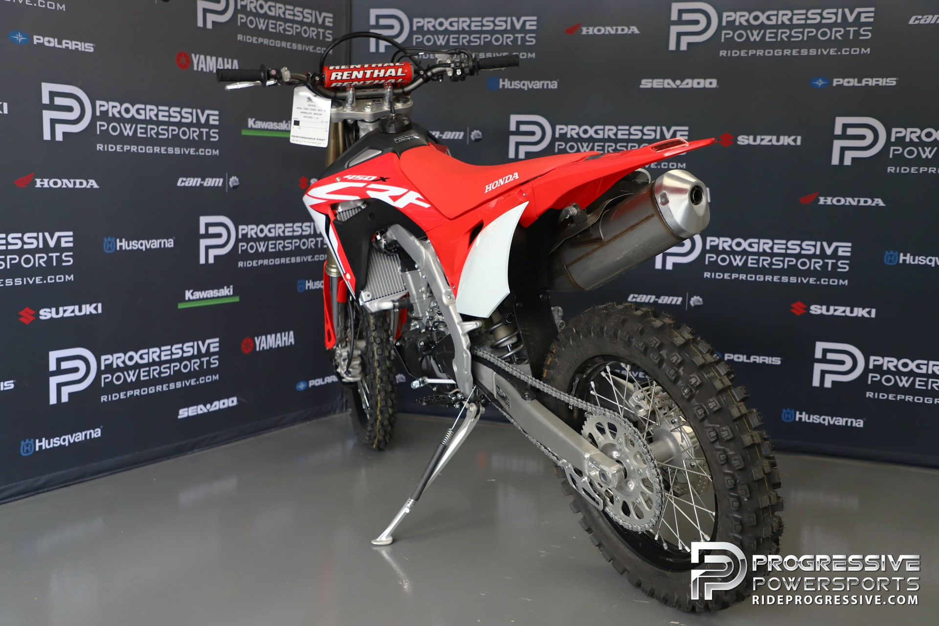 2019 Honda CRF450X in Arlington, Texas - Photo 14