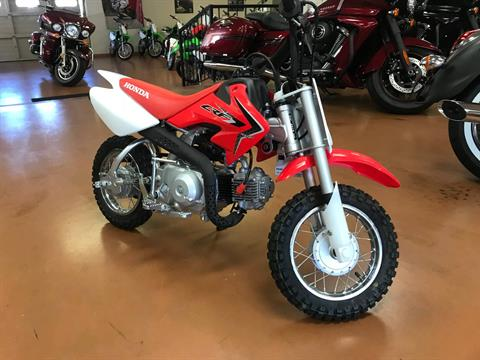2019 Honda CRF50F in Arlington, Texas