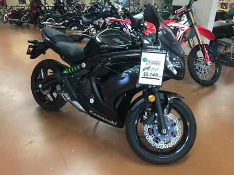 2016 Kawasaki Ninja 650 in Arlington, Texas