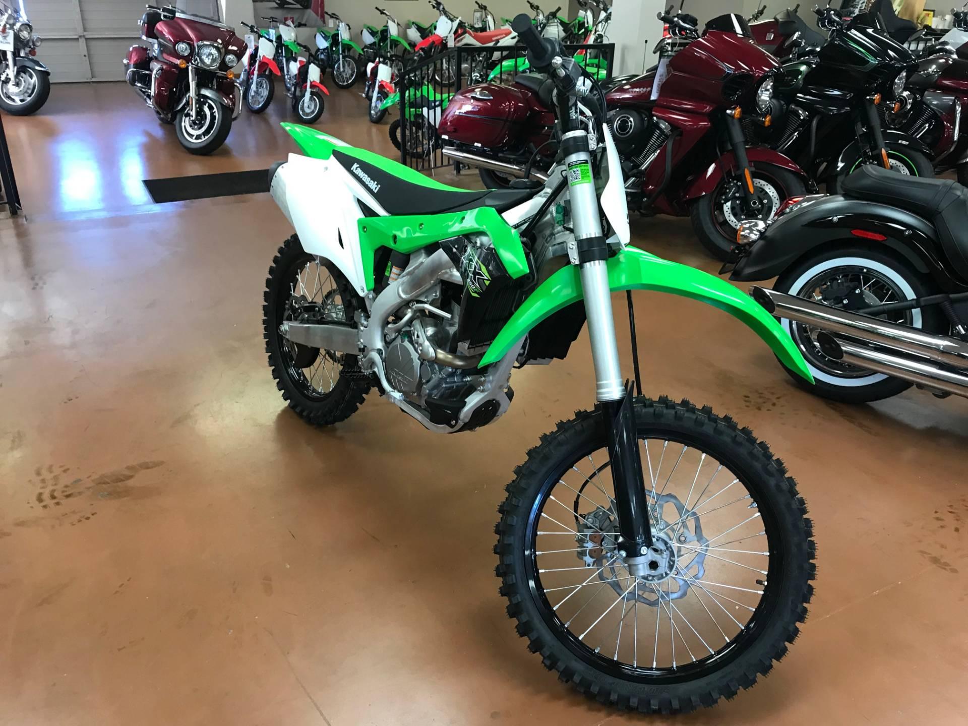 2018 Kawasaki KX250F 1