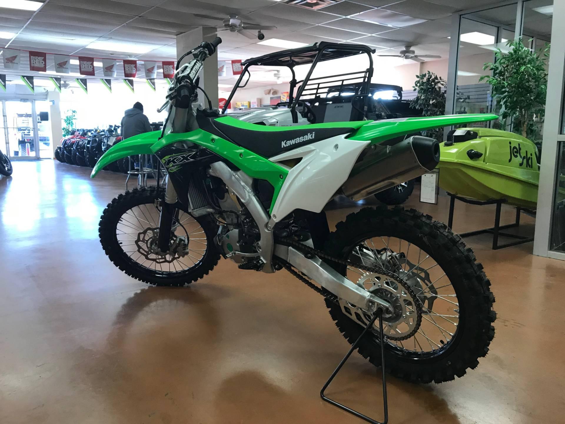 2018 Kawasaki KX250F 3