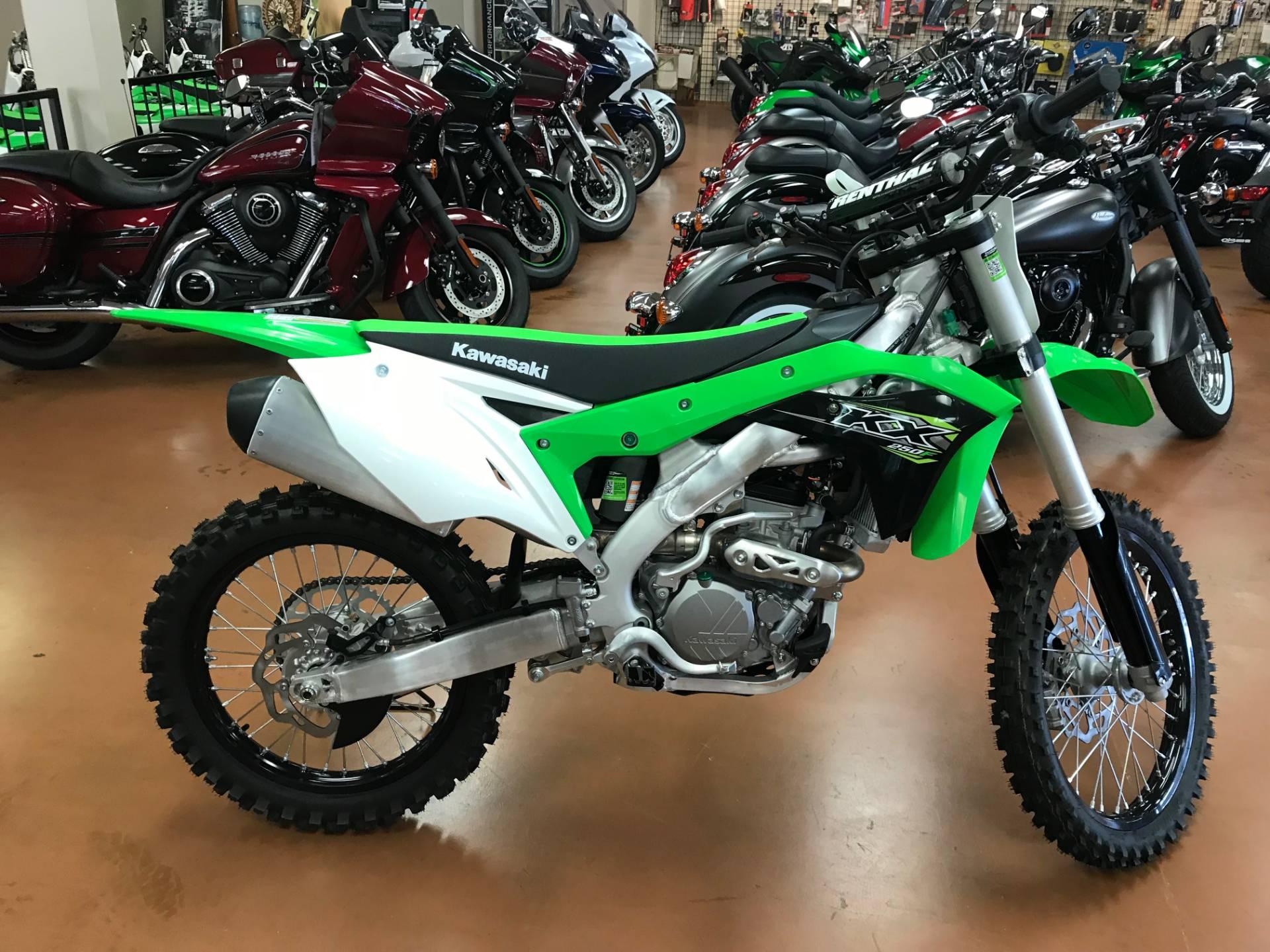 2018 Kawasaki KX250F 4