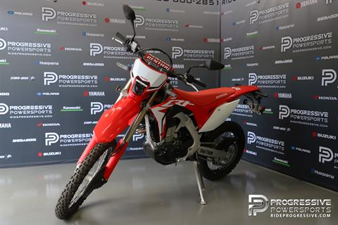 2019 Honda CRF450L in Arlington, Texas - Photo 1