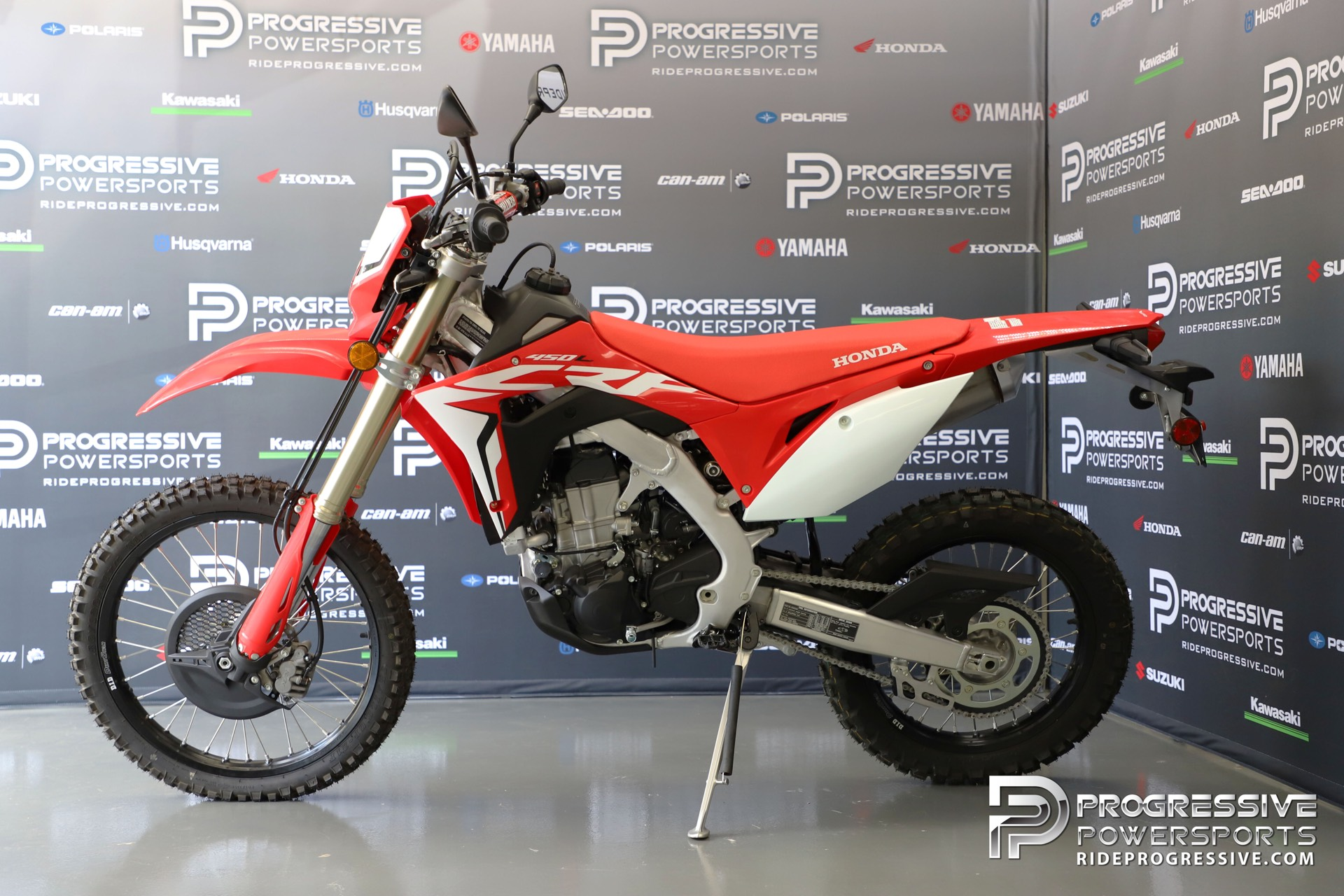 2019 Honda CRF450L in Arlington, Texas - Photo 11