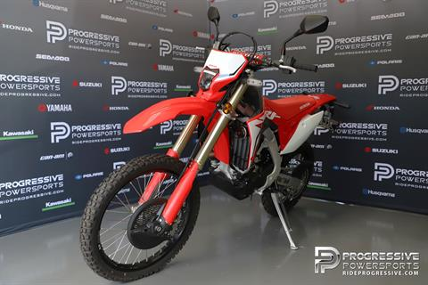 2019 Honda CRF450L in Arlington, Texas - Photo 12