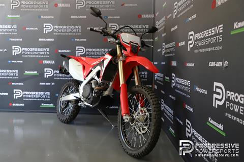 2019 Honda CRF450L in Arlington, Texas - Photo 14