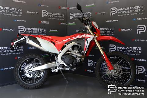 2019 Honda CRF450L in Arlington, Texas - Photo 15