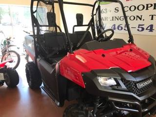 2016 Honda Pioneer 700 in Arlington, Texas