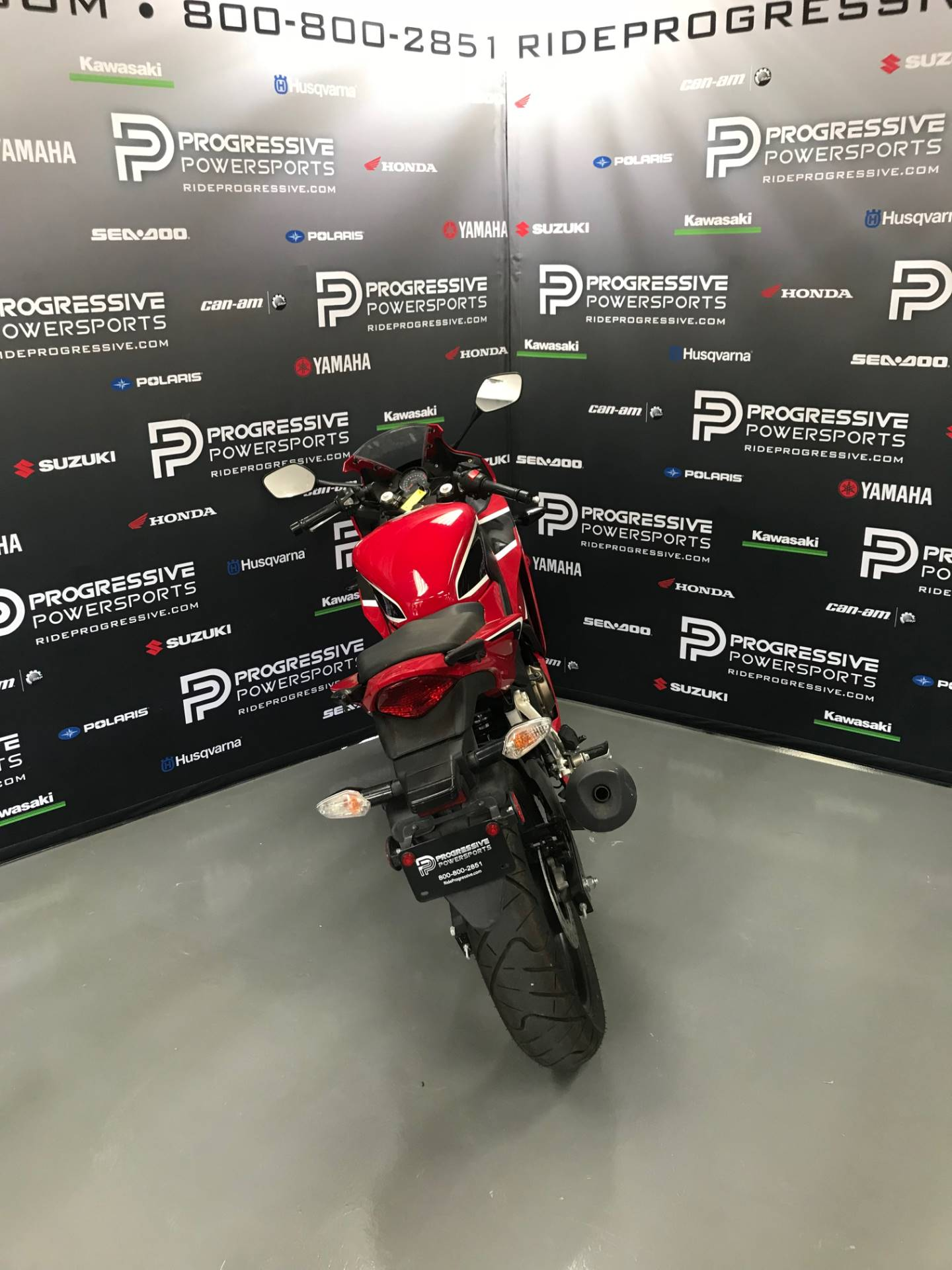 2018 Honda CBR300R in Arlington, Texas - Photo 7