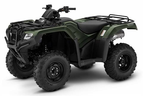 2018 Honda RANCHER 4X4 DCT IRS in Arlington, Texas