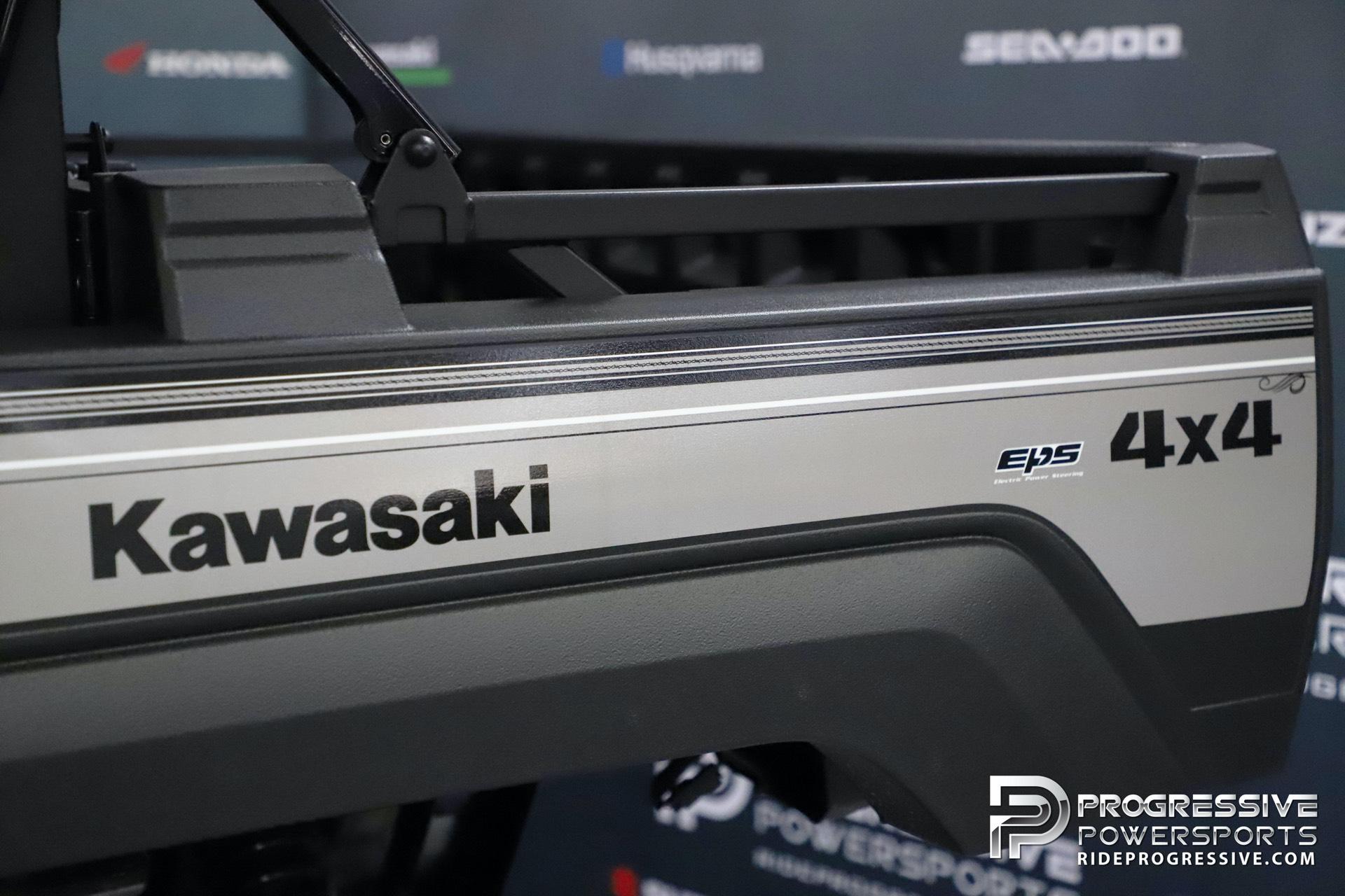 2020 Kawasaki Mule PRO-FXT Ranch Edition 9