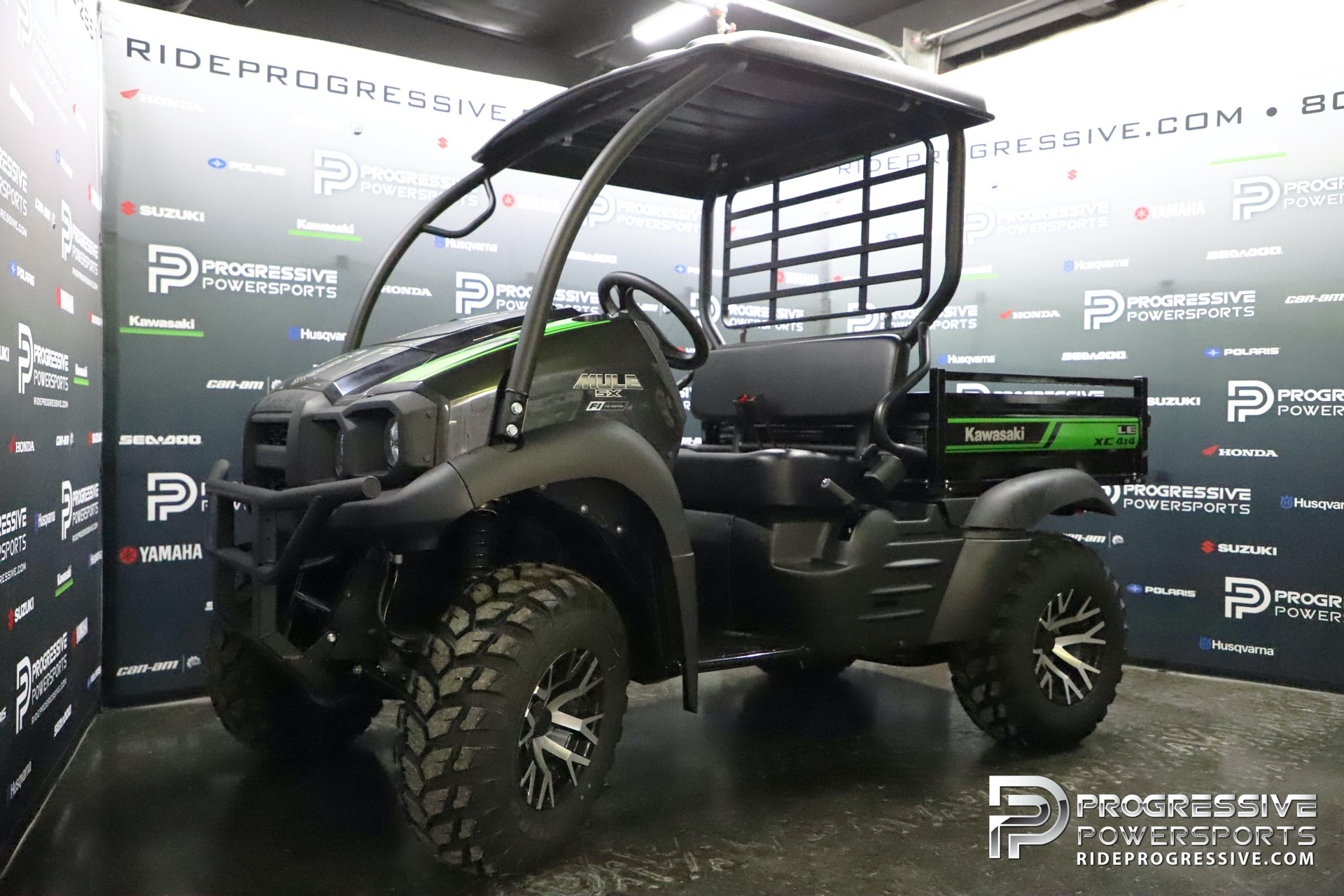 2020 Kawasaki Mule SX 4x4 XC LE FI in Arlington, Texas - Photo 1