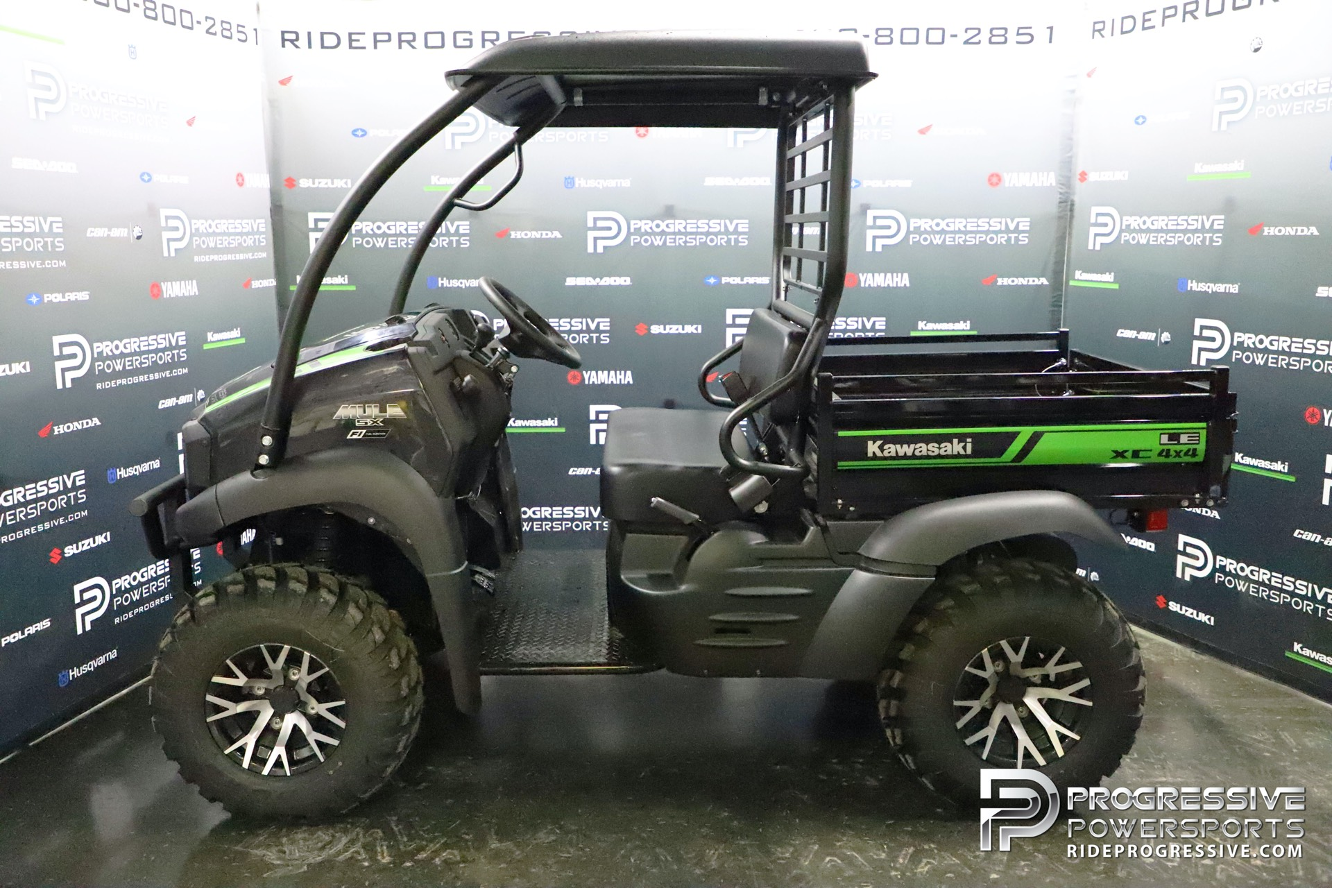2020 Kawasaki Mule SX 4x4 XC LE FI in Arlington, Texas - Photo 21