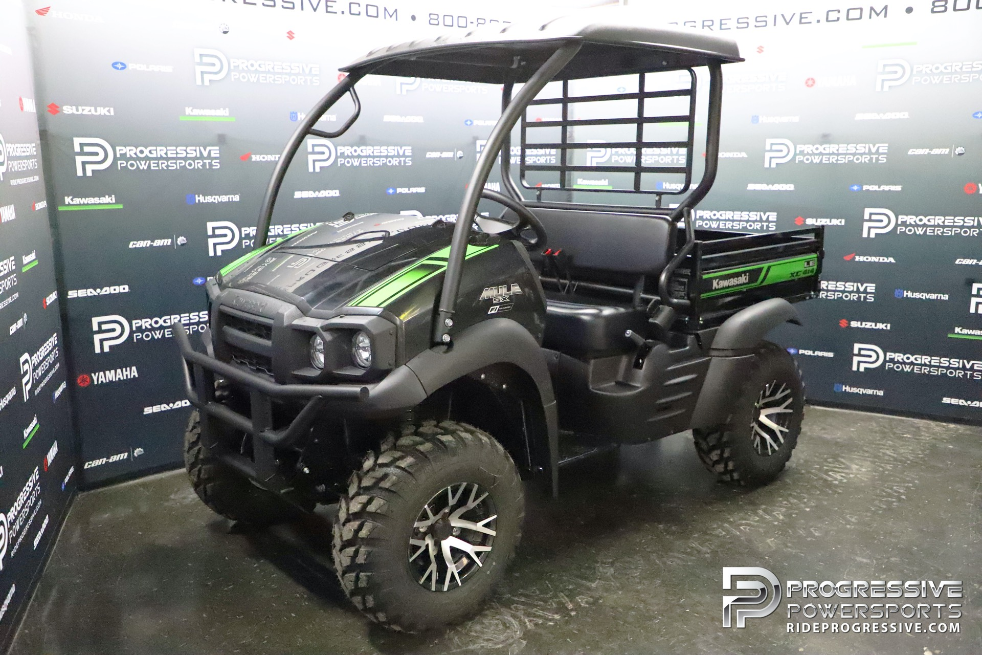 2020 Kawasaki Mule SX 4x4 XC LE FI in Arlington, Texas - Photo 22