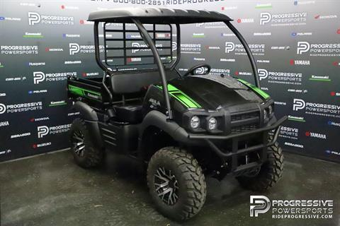 2020 Kawasaki Mule SX 4x4 XC LE FI in Arlington, Texas - Photo 16