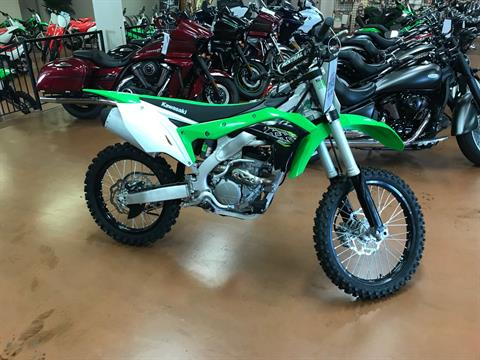 2018 Kawasaki KX250F in Arlington, Texas