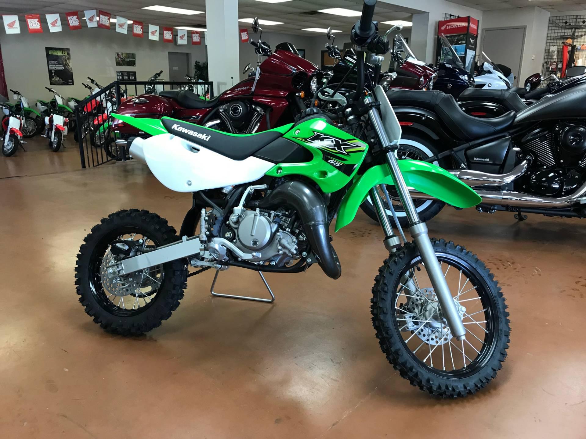 2017 Kawasaki KX65 in Arlington, Texas
