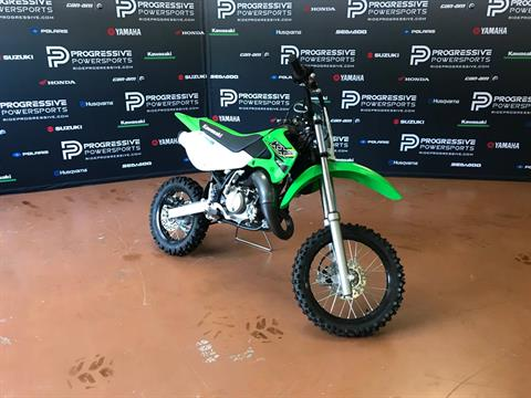 2017 Kawasaki KX65 in Arlington, Texas - Photo 1