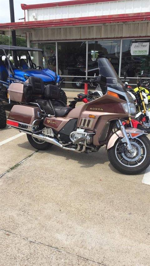 1986 Honda Gold Wing Aspencade in Arlington, Texas