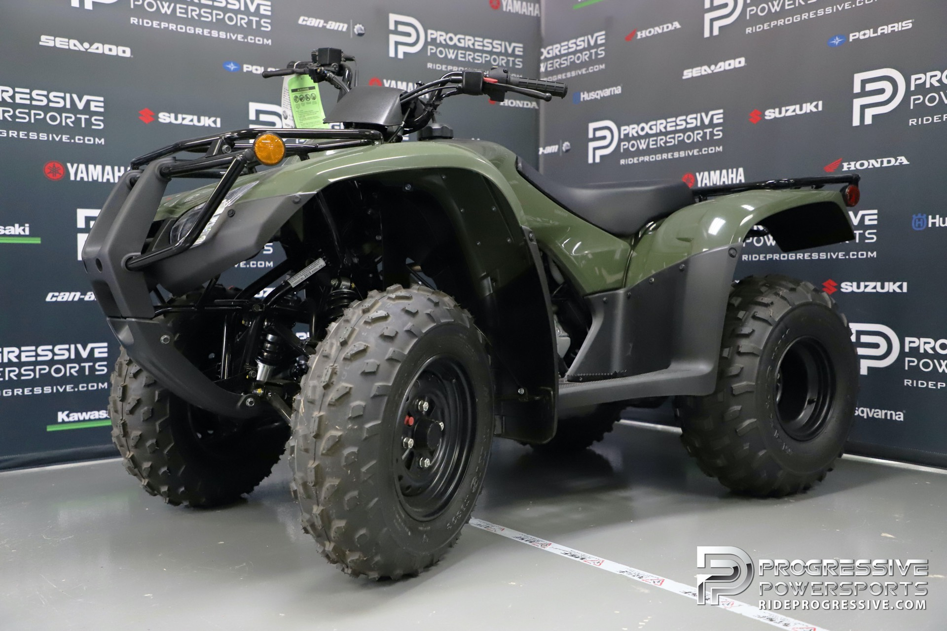 2019 Honda FourTrax Recon in Arlington, Texas - Photo 1