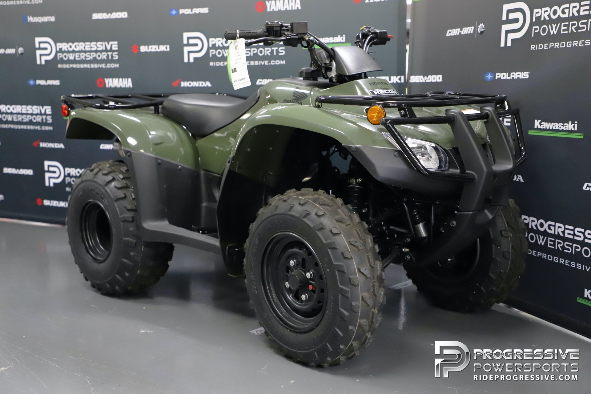 2019 Honda FourTrax Recon in Arlington, Texas - Photo 9