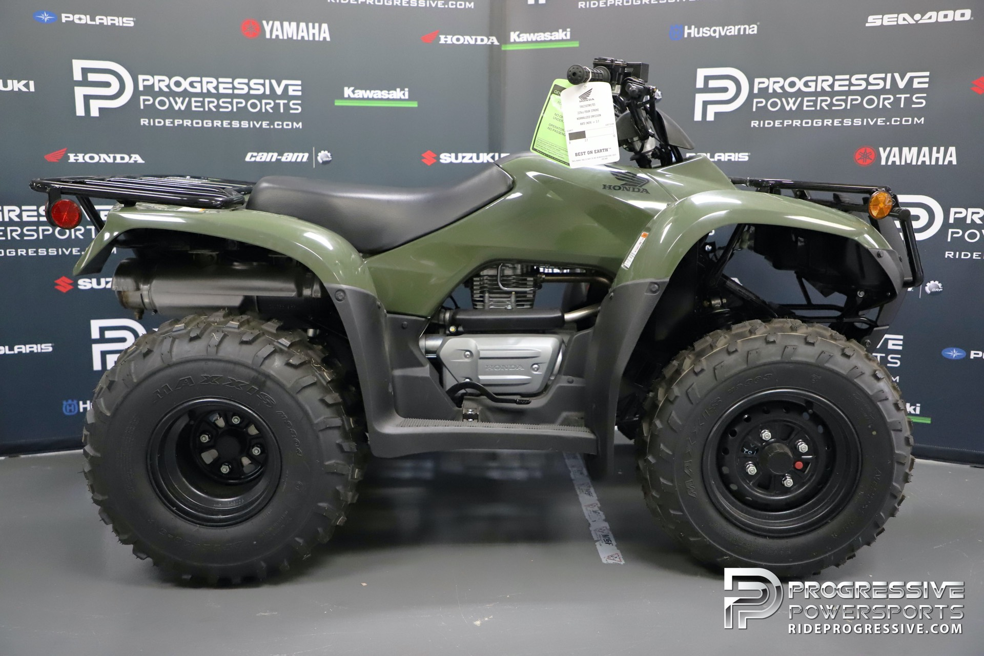2019 Honda FourTrax Recon in Arlington, Texas - Photo 10