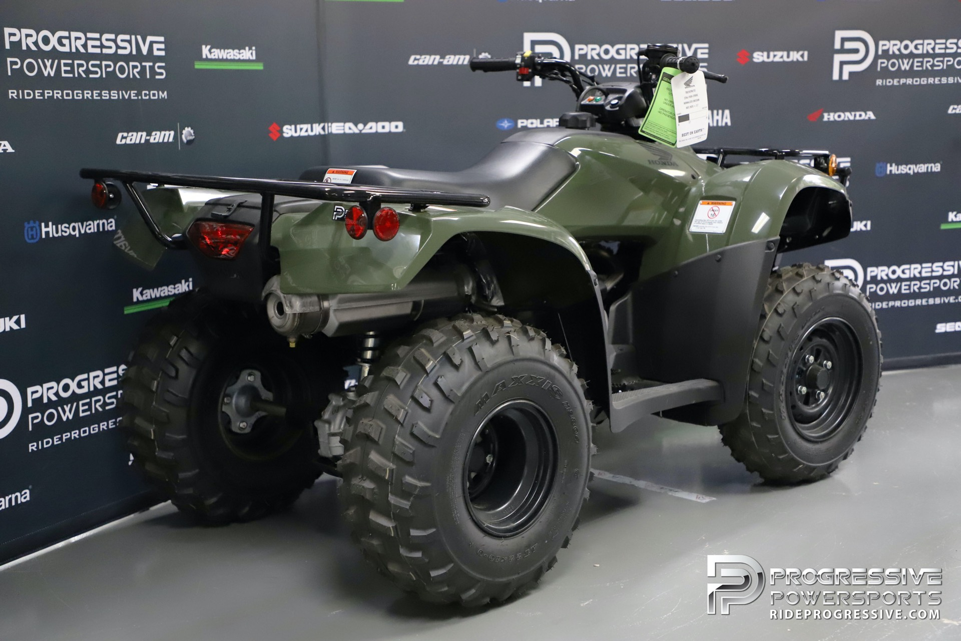 2019 Honda FourTrax Recon in Arlington, Texas - Photo 11