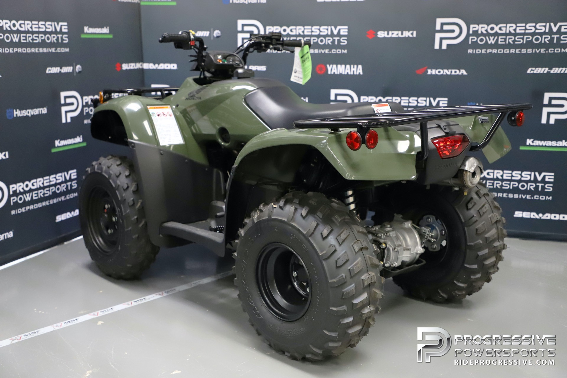 2019 Honda FourTrax Recon in Arlington, Texas - Photo 13