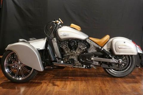 2016 Indian Scout™ in Wayne, New Jersey