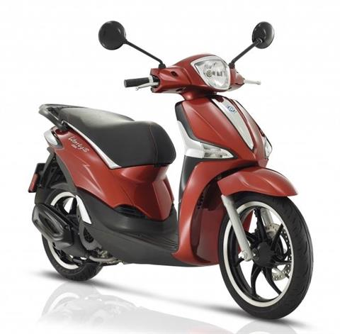 2019 Piaggio Liberty S 50 iGet in West Chester, Pennsylvania