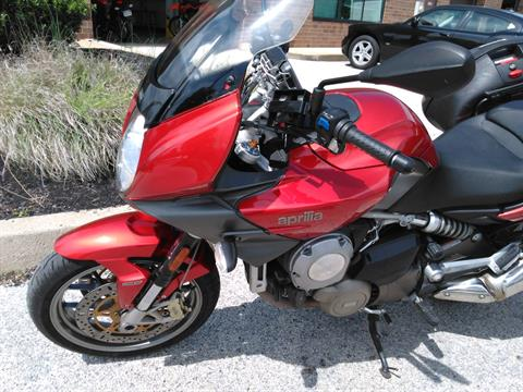 2011 Aprilia Mana  850 GT ABS in West Chester, Pennsylvania - Photo 5