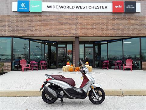 2014 Piaggio BV 350 i.e. in West Chester, Pennsylvania