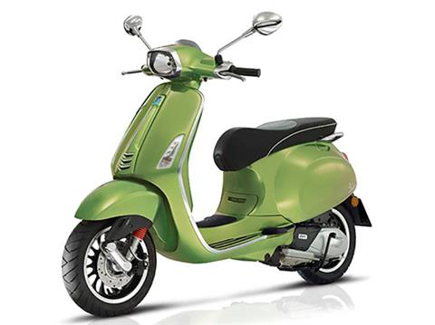 2019 Vespa Sprint 150 3V iGET ABS in West Chester, Pennsylvania